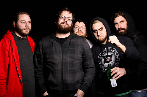 Группа The Black Dahlia Murder
